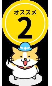 オススメ2の猫