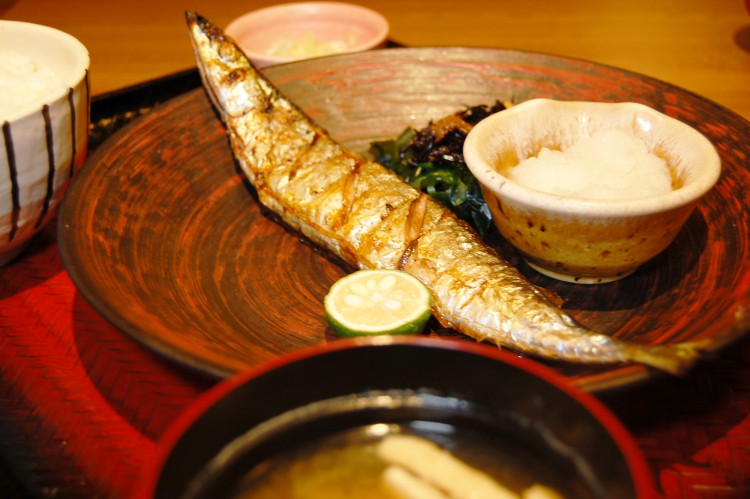 健康にも良いってホント?美味しい旬の秋刀魚のススメ